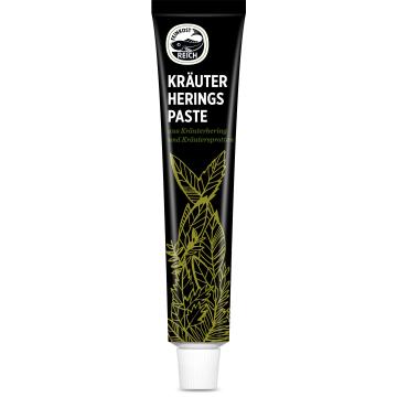 Kräuter-   heringspaste